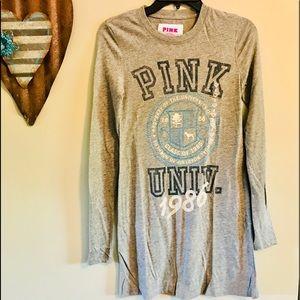 New VS Pink sleepshirt